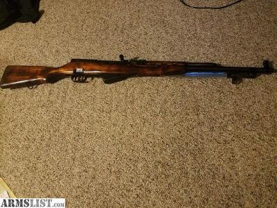 For Sale: Russian Tula SKS