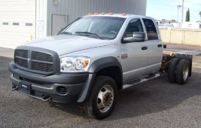 2009 Dodge Ram 5500 Heavy Duty *Cummins Diesel