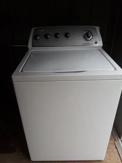 Whirlpool Super Capacity washer for sale