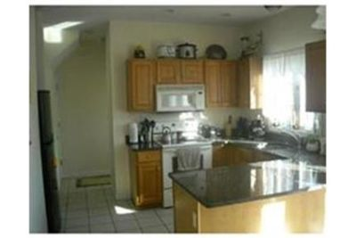 Beautiful newer townhome for rent with attached one car garage.