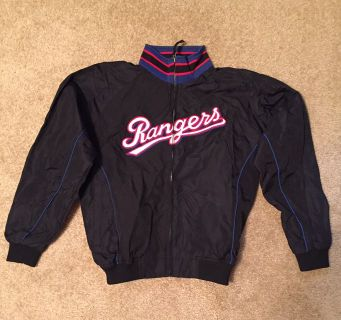 MLB TEXAS RANGERS WINDBREAKER JACKET