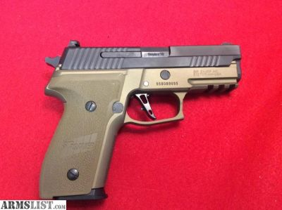 For Sale: Sig Sauer P229 .9mm