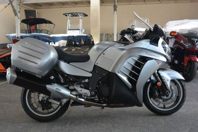 2011 Kawasaki Concours 14 ABS Sport Touring Motorcycles Clearwater, FL