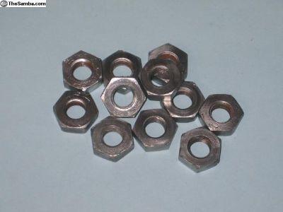 generator pulley nuts