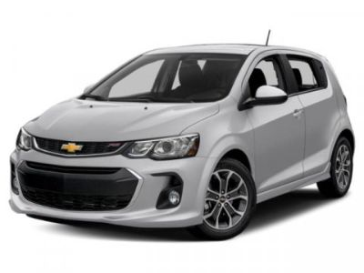 2019 Chevrolet Sonic LTZ (Black Metallic)