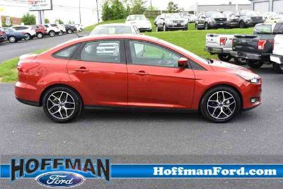New 2018 Ford Focus Sedan
