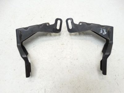 Find 2006 Polaris Sportsman 500 ATV Front Bumper Rack Support Brackets Pair motorcycle in West Springfield, Massachusetts, United States, for US $22.95