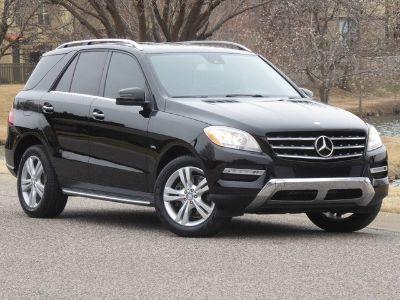 2012 Mercedes-Benz ML350 4MATIC P01 PKG NAVIGATION, BACK UP CAMERA, HEATED SEATS, KEYLESS