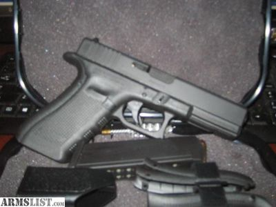 For Sale: glock 17 9mm