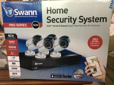 Swann Pro-Series 960H Home Security System