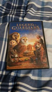 Legends of the guardians DVD