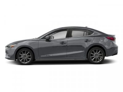 2018 Mazda MAZDA3 4-Door Touring (Machine Gray Metallic)