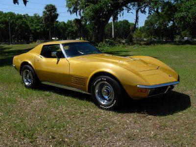 1971 Chevrolet Corvette BIG Block Coupe (Gold)