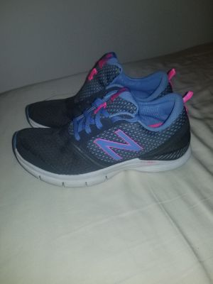Womens New Balance running shoes size 8.5 $7