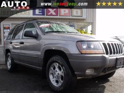 1999 Jeep Grand Cherokee Laredo (Bright Platinum Pearl)