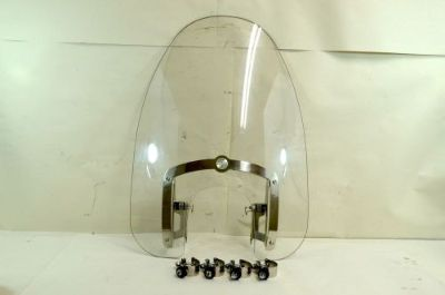 Sell Harley Davidson CVO Road King Detachable Windshield motorcycle in Fort Worth, Texas, United States, for US $149.00