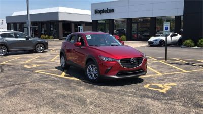 2019 Mazda CX-3 (Soul Red Crystal Metallic)