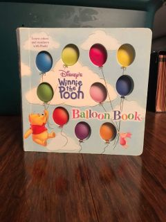 Balloon book