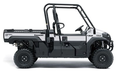 2019 Kawasaki Mule PRO-DX EPS Diesel Utility SxS La Marque, TX