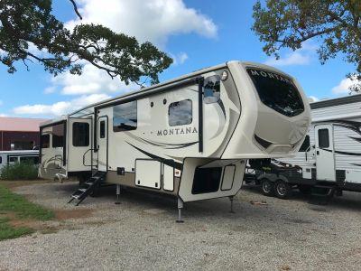 2018 Keystone MONTANA 3811MS