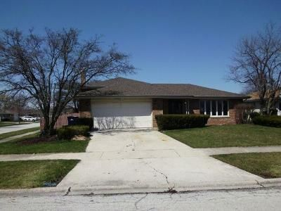 4 Bed 3 Bath Foreclosure Property in Orland Park, IL 60462 - Sycamore Dr