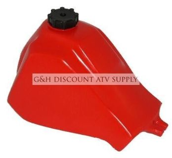 Sell NEW 81-86 Honda Atc 200 200M 200E 200ES Big Red Gas Fuel Tank FREE US SHIPPING motorcycle in Somerville, Tennessee, United States, for US $108.95