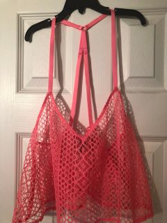 Brand new Victoria Secret with tags!!! Bathing suit cover up
