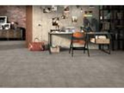 24x24 Dark Gray Rectified Porcelain Tiles Concrete Looks @$1.39 per SqFt