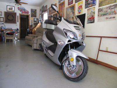 2007 Benzhou MP250 Scooter