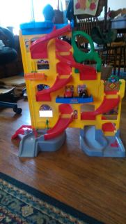 Fisher-Price Little People Car Set