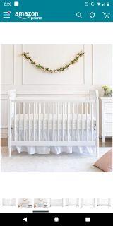 Crib/ toddler bed plus mattress
