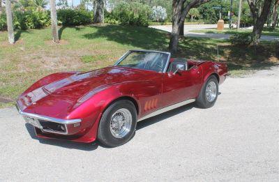 1968 Chevrolet Corvette (Red)