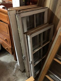 Old Windows for DIY projects!