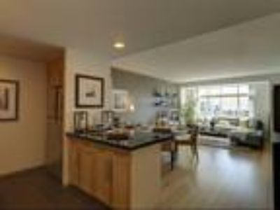 This great Two BR, Two BA sunny apartment is located in the Kendall Square area