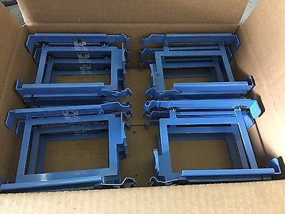 lot 16 genuine oem dell tower housing hard disk drive caddy yj221 g8354 u6436