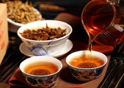 Buy authentic Chinese black tea online
