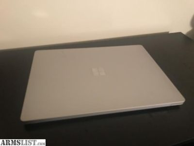 For Sale: Microsoft Surface Laptop, Intel Core i5, 8GB RAM, 256GB SSD