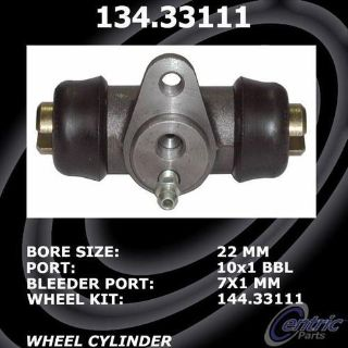 Buy CENTRIC 134.33111 Front Brake Wheel Cylinder-Premium Wheel Cylinder motorcycle in Saint Paul, Minnesota, US, for US $14.87