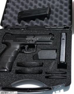 For Sale: HK VP9 LE with night sights and 3 mags