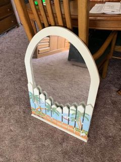 Beach Theme Mirror