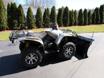 2017 Yamaha GRIZZLY 700 FI AUTO 4X4 EPS SPECIAL EDITION