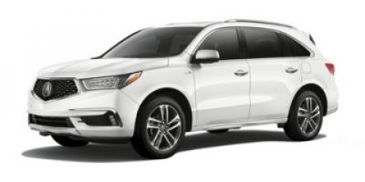 2019 Acura MDX w/Advance Pkg (Wc/White)