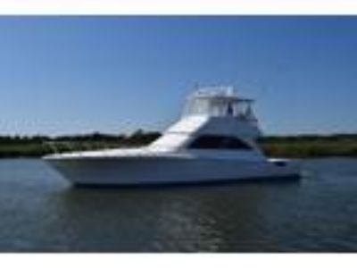 48' Viking 48 Convertible 2007