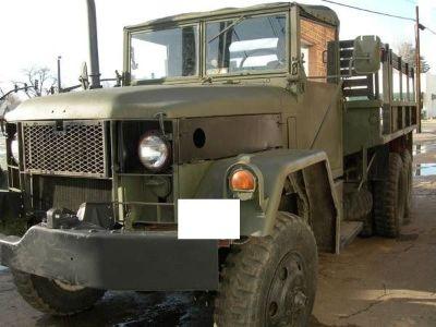1972 Military Truck