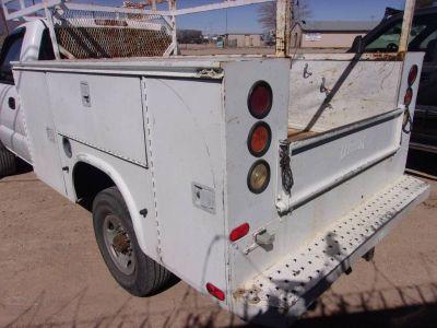 Knapheide Truck Utility Work Storage Box