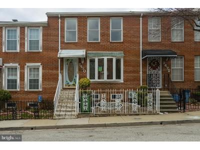 2 Bed 3 Bath Foreclosure Property in Baltimore, MD 21217 - Etting St