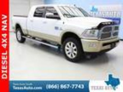 used 2015 RAM 2500 for sale.