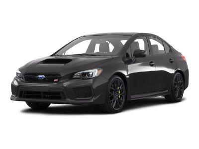 2019 Subaru WRX STI Limited (Dark Gray Metallic)