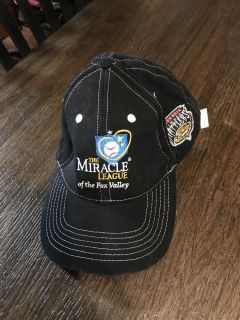 Miracle league hat never worn