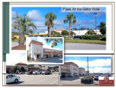 Plaza at the Gator Hole-4,500 SF-Unit 1, Retail/Office Space For Lease North Myrtle Beach, SC